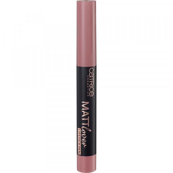Lippenstift Mattlover Lipstick Pen, Unexpected Mauve 070