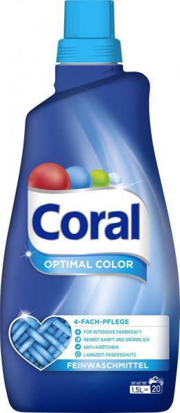 Feinwaschmittel flüssig, Optimal Color