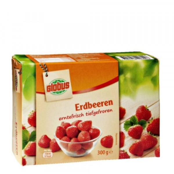 Erdbeeren, tiefgekühlt
