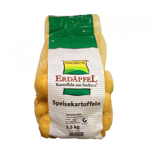Kartoffeln, festkochend, Beutel