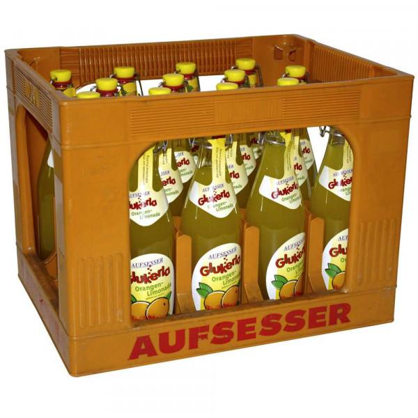 Orangen Limonade (16 x 0.5 Liter)