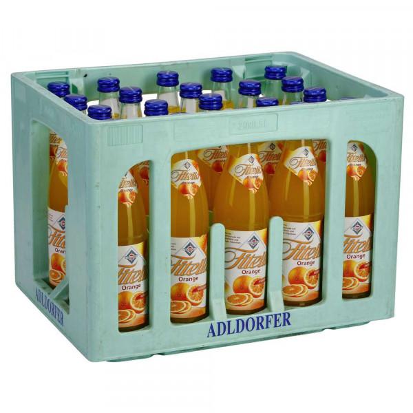 Fitella Orangen Limonade, kalorienarm (20 x 0.5 Liter)