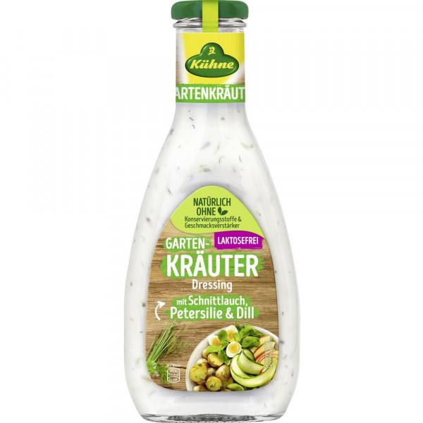 Salatdressing, Gartenkräuter