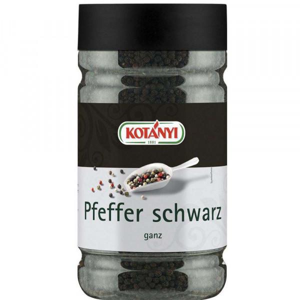 """Pfeffer """"schwarz"""", ganz"""