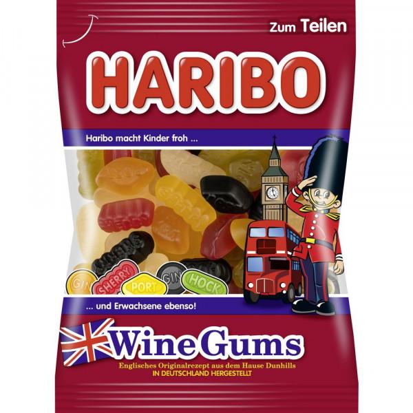 "Fruchtgummi ""Wine Gums"""