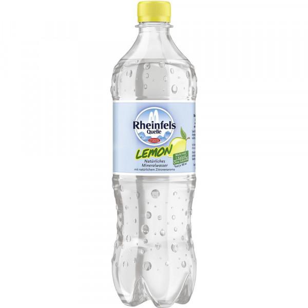 Mineralwasser, Lemon
