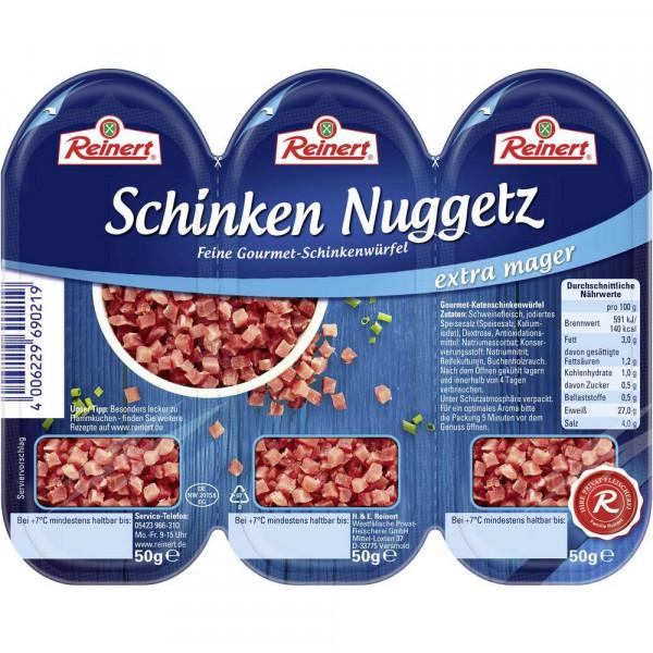 Schinken Nuggetz, extra mager