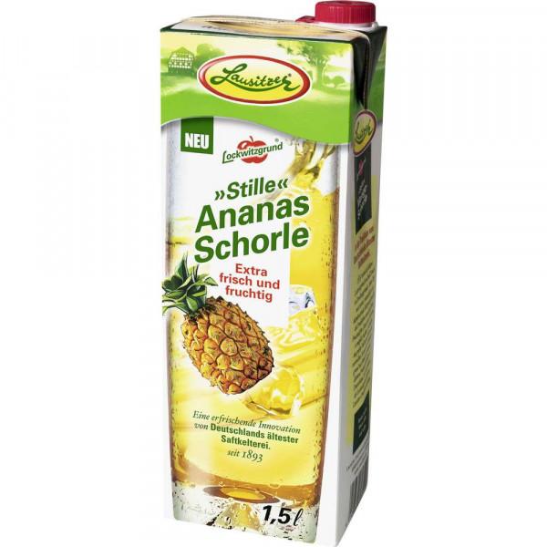 Ananasschorle, Still