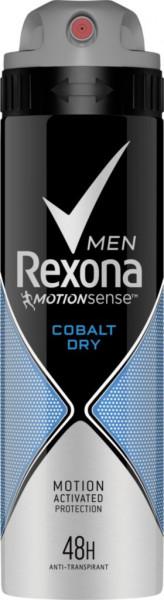 "Deospray Men ""Cobalt Dry"""