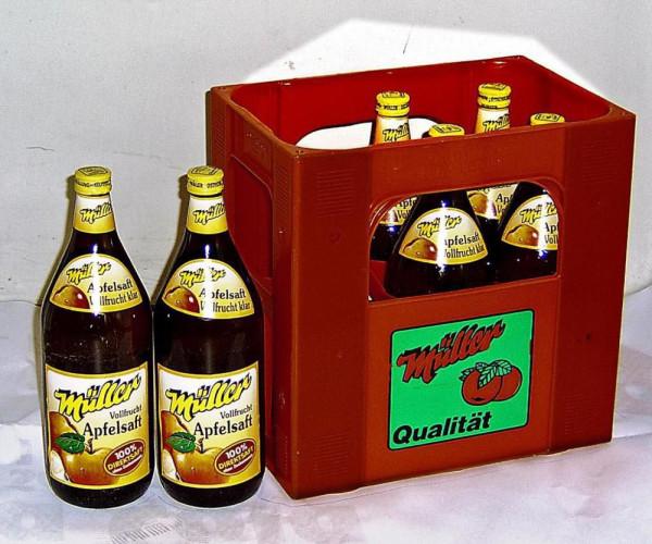 Apfelsaft (6 x 1 Liter)