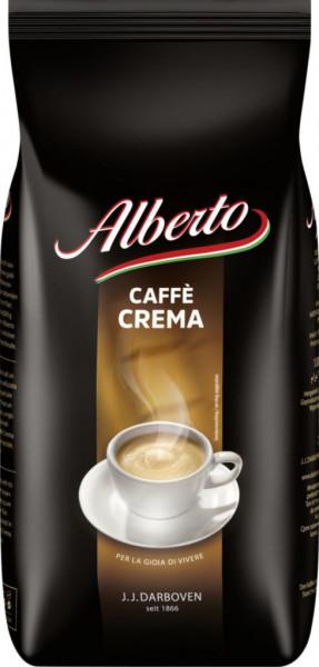 Caffè Crema, ganze Bohne