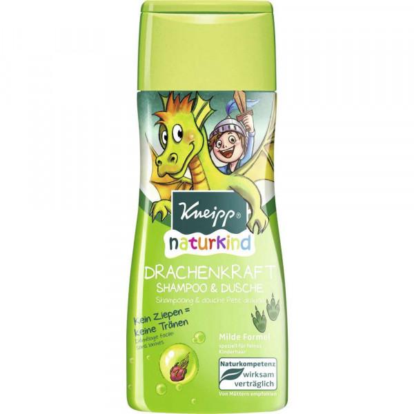 Kinder Naturkind 2in1 Shampoo & Dusche, Drachenkraft