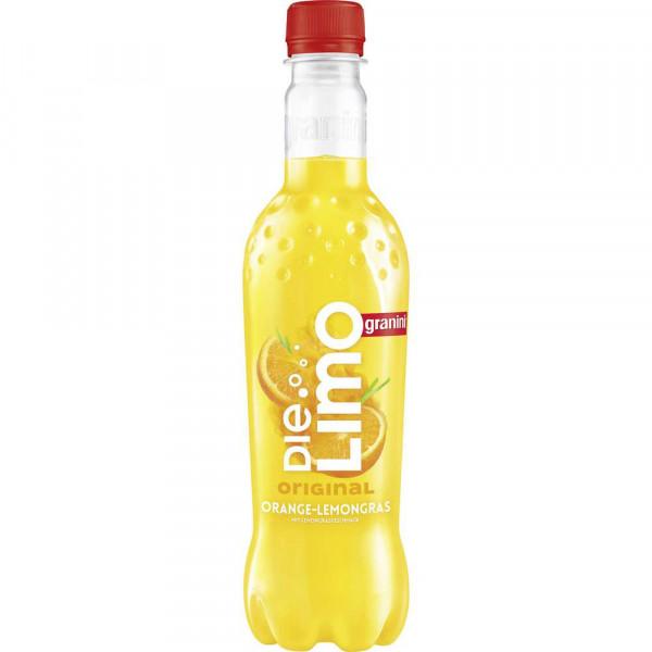 Die Limo Orange-Lemongras Limonade