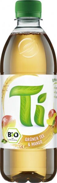 Grüner Tee & Mango