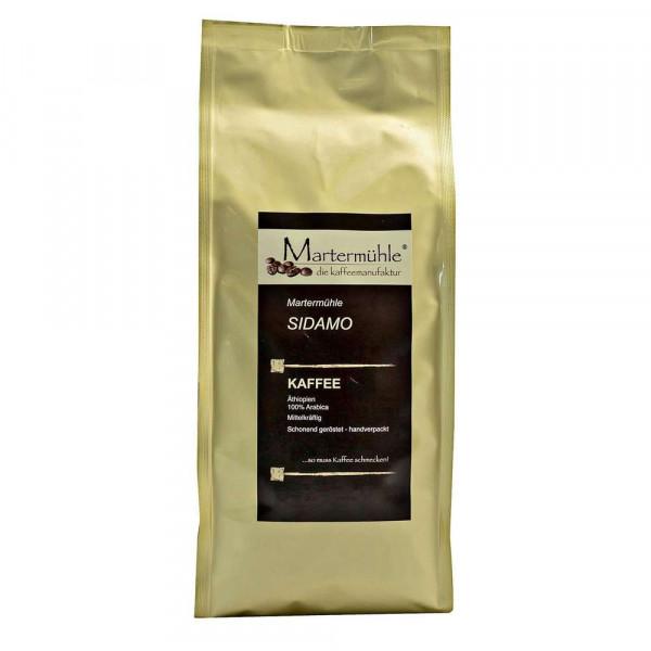 "Kaffee-Bohnen ""Sidamo"""