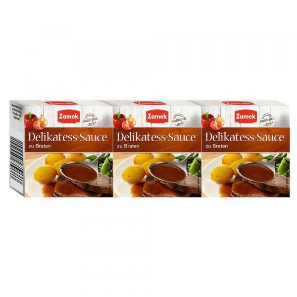 Delikatess-Sauce zu Braten