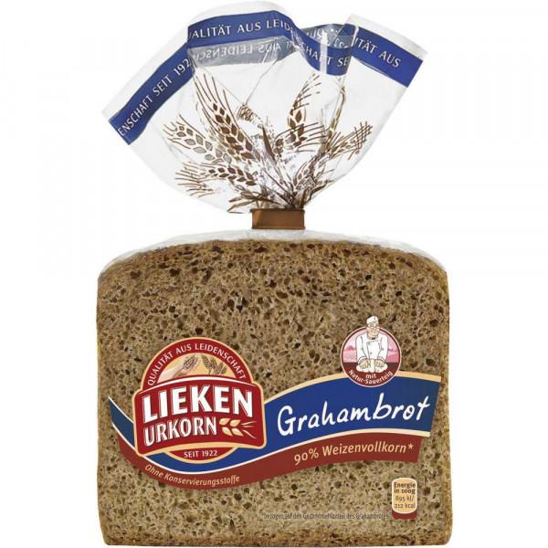 """Weizenvollkorn Brot """"Grahambrot"""""""