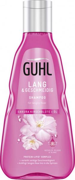 "Shampoo ""Lang & Geschmeidig"", Sakura Kirschblüte + Öl"