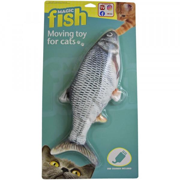 """Katzen-Spielzeug """"Magic Fish"""""""