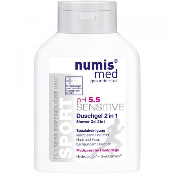 "Duschgel ""sensitiv pH 5.5"", 2 in 1"