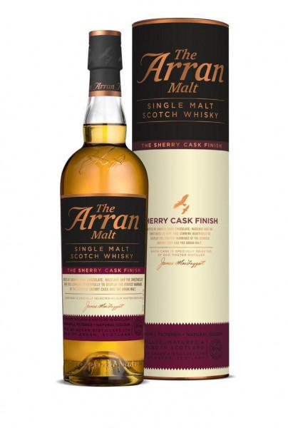 Sherry Cask Finish Single Malt Scotch Whisky 46%
