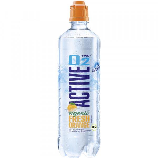 Bio Fresh Orange MIneralwasser, Naturelle