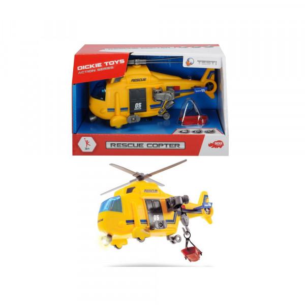 Rettungshelikopter