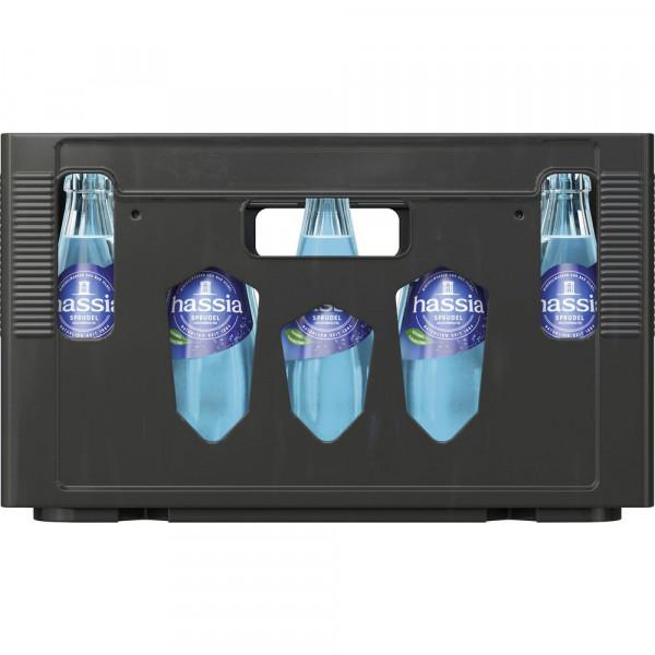 Mineralwasser, Sprudel (20 x 0.25 Liter)