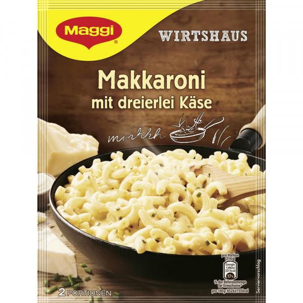 Wirtshaus Makkaroni mit Käse