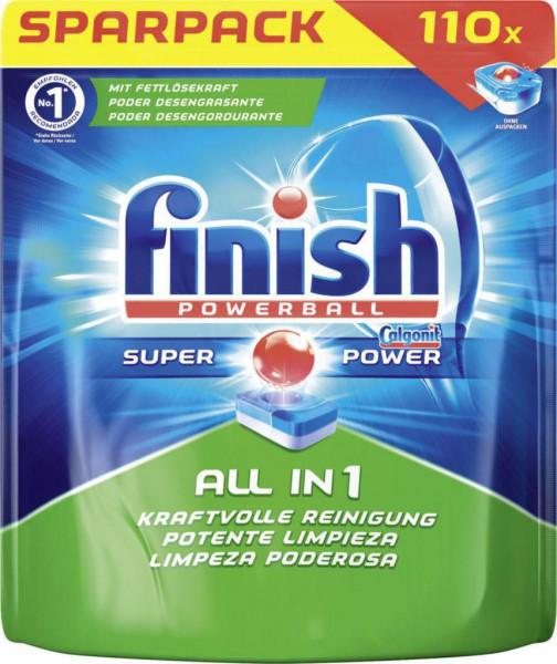 Powerball Spülmaschinen Tabs, Super Power All in 1