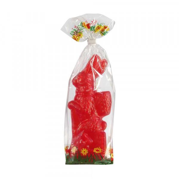 Roter Zuckerhase, Hohlfigur
