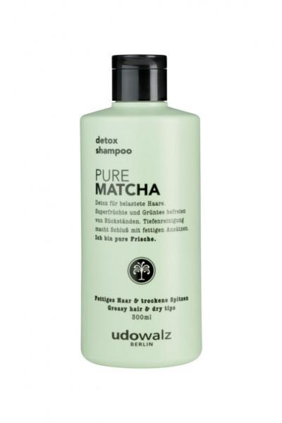 """Shampoo """"Detox"""", Matcha"""