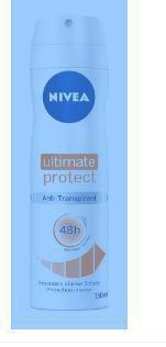 Anti-Transpirant Deo Spray, Ultimate Protect