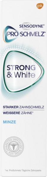 Zahncreme Proschmelz, strong & white
