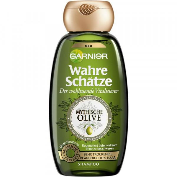 Shampoo Wahre Schätze, Mythische Olive