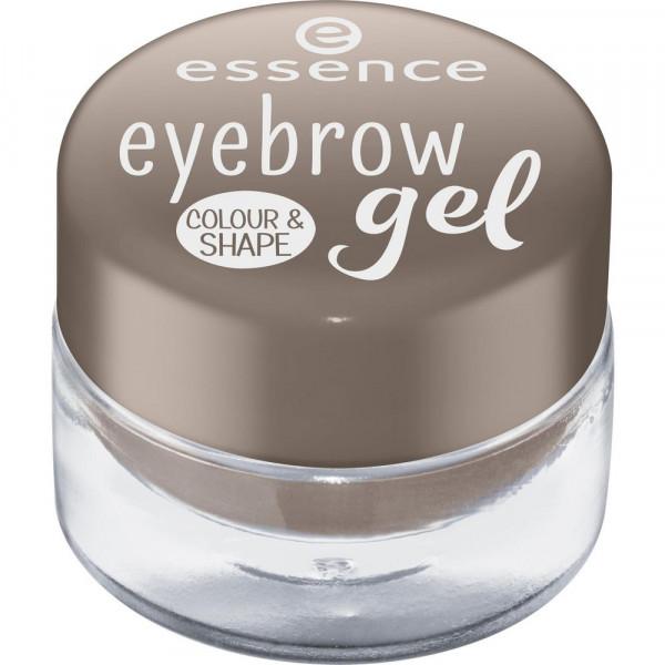 Augenbrauengel Eyebrow Gel Color & Shape, Blonde 02