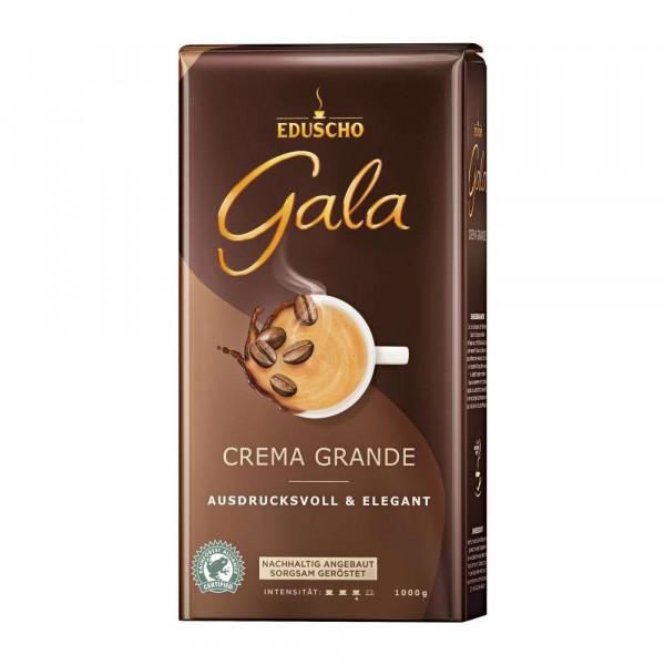 "Kaffee ""Crema Grande"" kräftig, ganze Bohne"