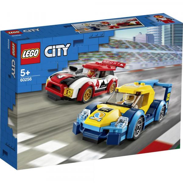 LEGO 60256 Rennwagen-Duell
