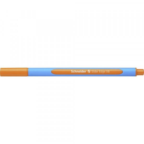 """Kugelschreiber """"Slider Edge"""" extra breit, orange"""