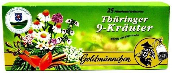 9 Kräuter Tee