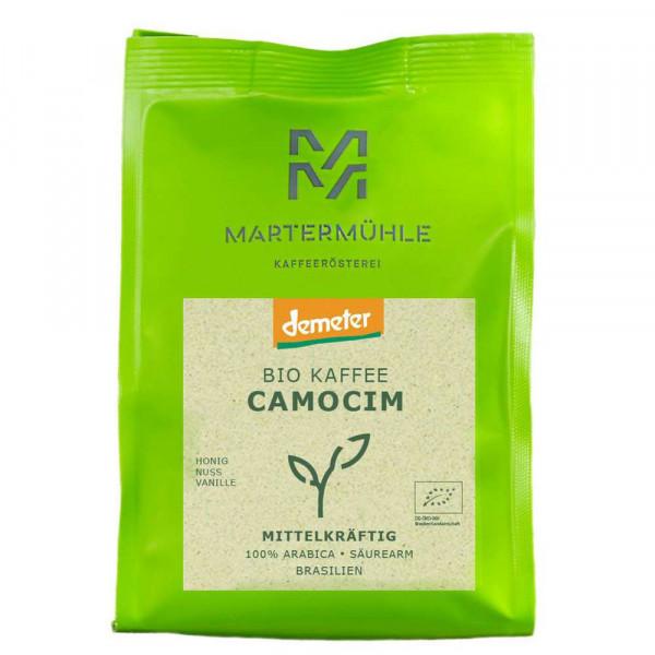 Bio demeter Kaffee Camocim, gemahlen