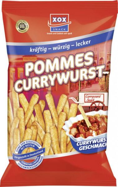 "Kartoffel-Snack ""Pommes Currywurst"""