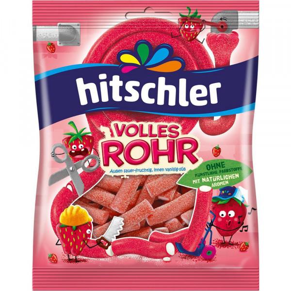 "Fruchtgummi ""Volles Rohr"" Erdbeer"