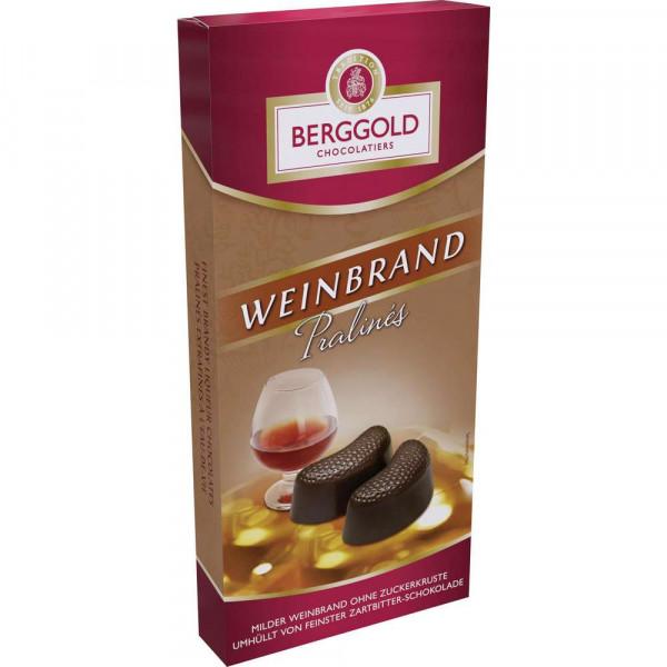 Pralinen Weinbrandbohnen