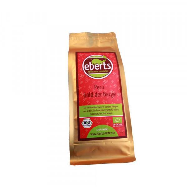 Kaffee Peru-Gold der Berge Bio