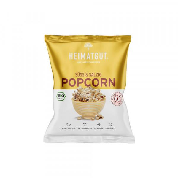 Heimatgut Bio Popcorn Süß&Salzig 90g