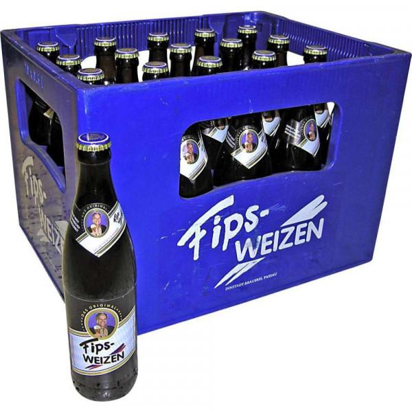 Fips Weizen Hefe-Weizenbier 5,3% (20 x 0.5 Liter)