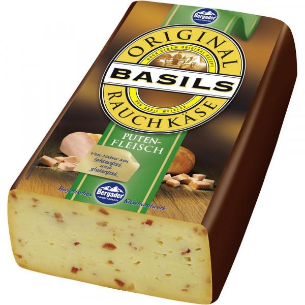 """Rauchkäse """"Basils Original"""", Putenfleisch"""