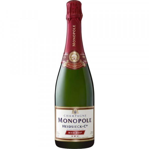Monopole Red Top Sec Champagne AOC