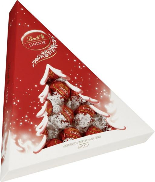 "Schokoladenkugeln ""Lindor"" in Tannenbaum-Verpackung"
